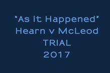 Hearn v McLeod in Superior Court