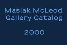 Maslak McLeod Catalog 2000