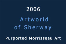 Artworld of Sherway Alleged Morrisseaus