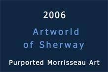Artworld of Sherway Alleged Morrisseaus