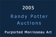 Potter Auctions Purported Morrisseaus