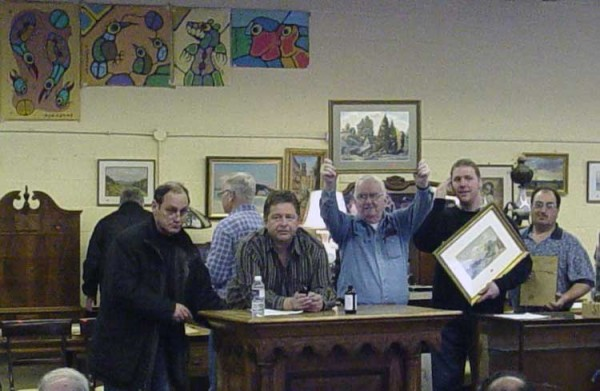 Randy Potter Auctions circa 2005