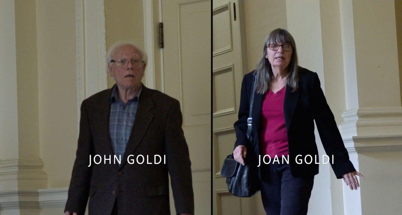 John Goldi and Joan Goldi of Goldi Productions Ltd.